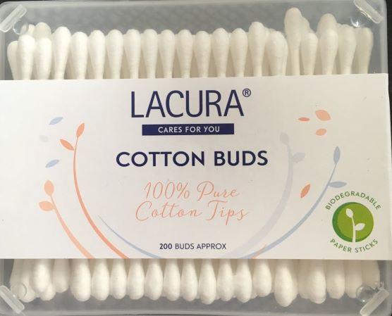 Cotton Buds-image not found