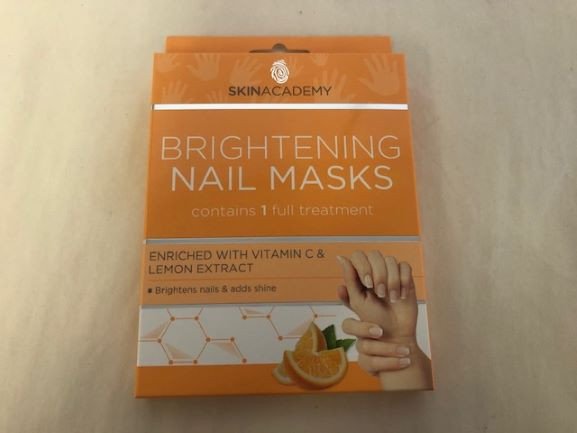 Brightening Nail Masks-image not found