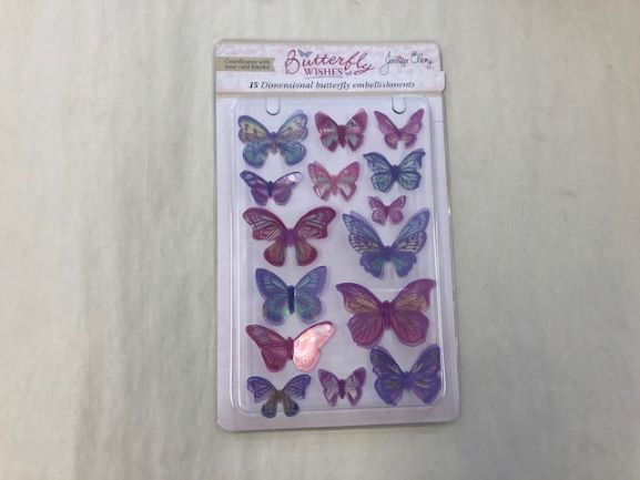 Butterfly Decorations for Cards-image not found