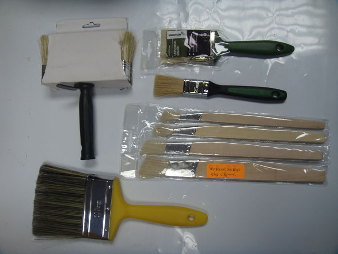 Paint Brushes-image not found