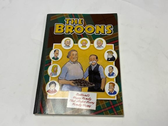 The Broons Book-image not found