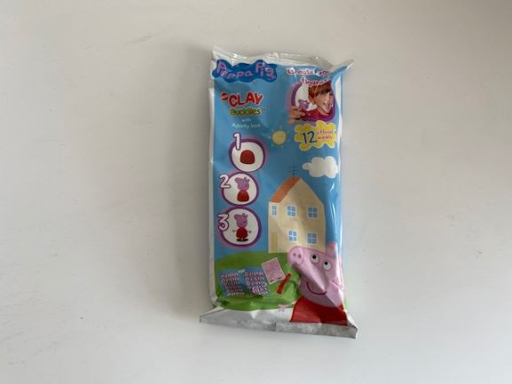 Peppa Pig Clay Buddies-image not found